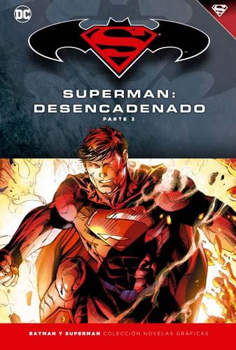 [DC - Salvat] Batman y Superman: Colección Novelas Gráficas 15_sup10