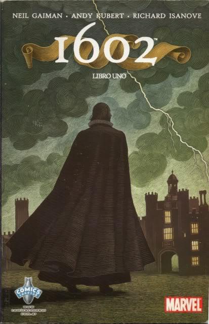 [CONOSUR / PANINI Argentina] Marvel Comics 1602-010