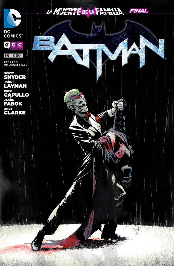 [ECC Sudamerica] DC Comics 1610