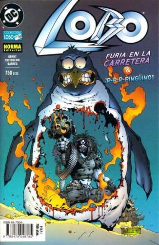 [NORMA] DC Comics 1686