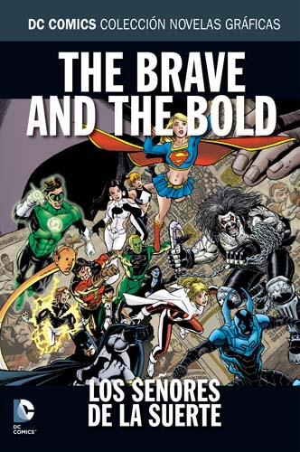 551 - [DC - Salvat] La Colección de Novelas Gráficas de DC Comics  16_bra10