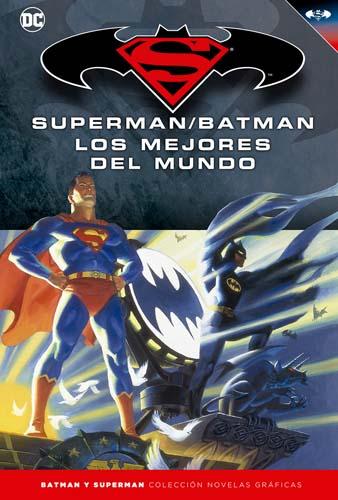 [DC - Salvat] Batman y Superman: Colección Novelas Gráficas 16_mej10