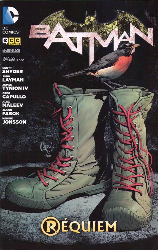 [ECC Sudamerica] DC Comics 1710