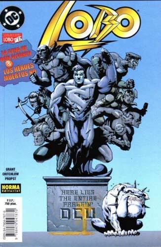 [NORMA] DC Comics 1777