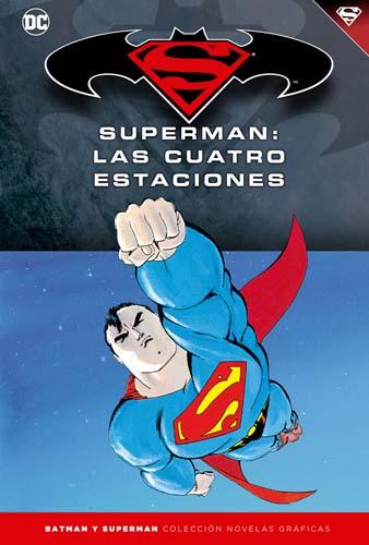 [DC - Salvat] Batman y Superman: Colección Novelas Gráficas 17_cua10