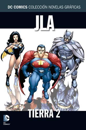 411 - [DC - Salvat] La Colección de Novelas Gráficas de DC Comics  17_tie10