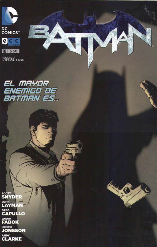 [ECC Sudamerica] DC Comics 1810