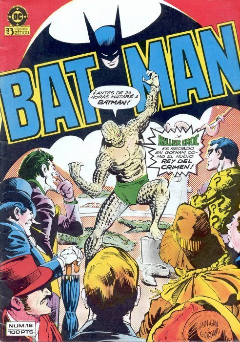 [Zinco] DC Comics 1818