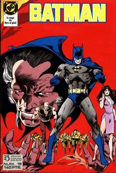 [Zinco] DC Comics 1819