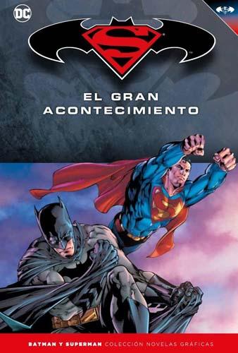 [DC - Salvat] Batman y Superman: Colección Novelas Gráficas 18_sup10