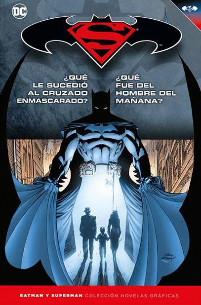[DC - Salvat] Batman y Superman: Colección Novelas Gráficas 19_que10
