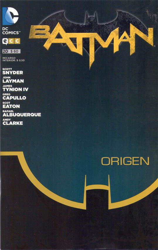 [ECC Sudamerica] DC Comics 2010