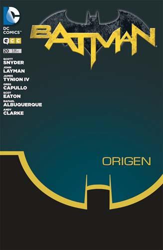 [CATALOGO] Catálogo ECC / UNIVERSO DC 2014