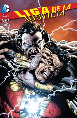 [ECC Sudamerica] DC Comics 2048