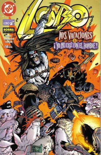 [NORMA] DC Comics 2061