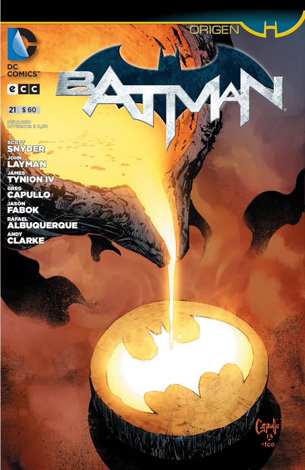 [ECC Sudamerica] DC Comics 2110