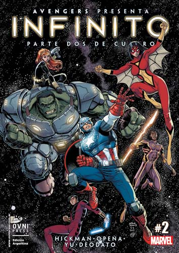 [OVNI Press] Marvel Comics y otras - Página 2 213