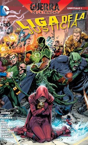 [ECC Sudamerica] DC Comics 2143