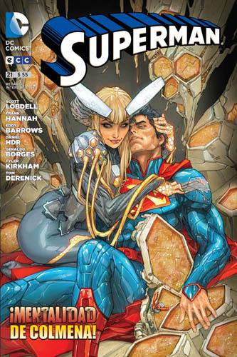 [ECC Sudamerica] DC Comics 2144
