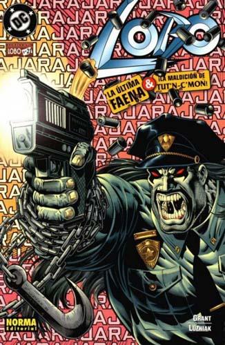 [NORMA] DC Comics 2152