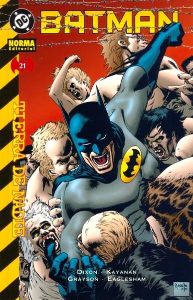 [NORMA] DC Comics 2153