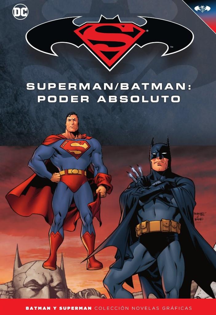 [DC - Salvat] Batman y Superman: Colección Novelas Gráficas 21_sup10