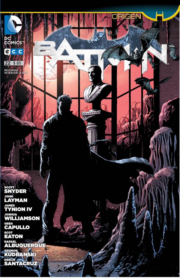 [ECC Sudamerica] DC Comics 2210