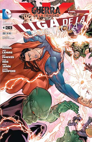 [ECC Sudamerica] DC Comics 2242
