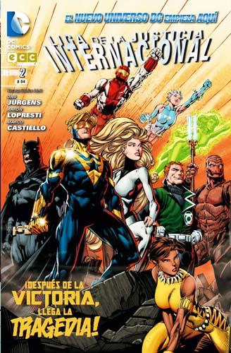 [ECC Sudamerica] DC Comics 225