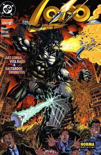 [NORMA] DC Comics 2251