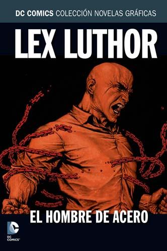 106 - [DC - Salvat] La Colección de Novelas Gráficas de DC Comics  22_lex10