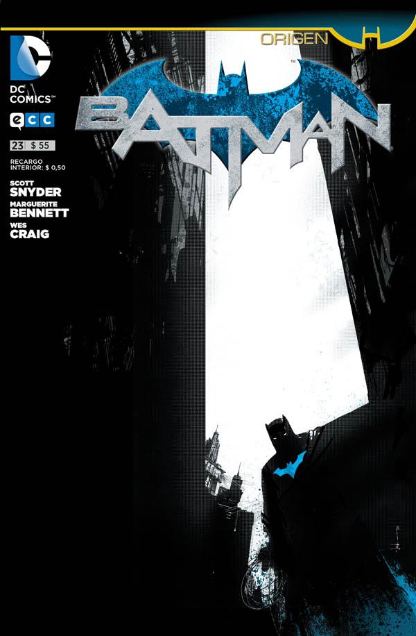 [ECC Sudamerica] DC Comics 2310