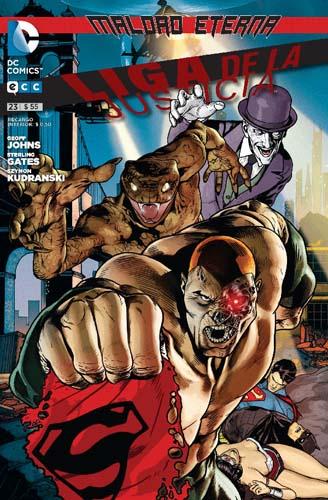 [ECC Sudamerica] DC Comics 2342