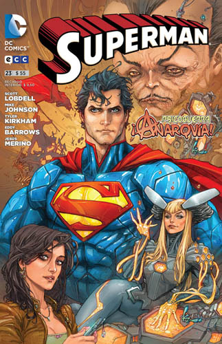 [ECC Sudamerica] DC Comics 2343