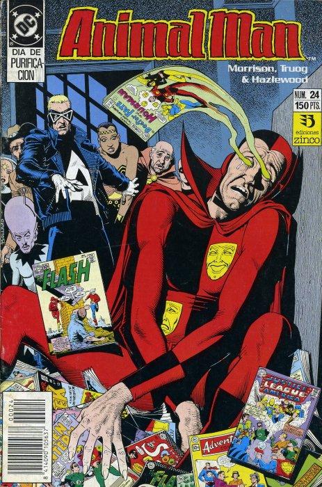 [Zinco] DC Comics 2414