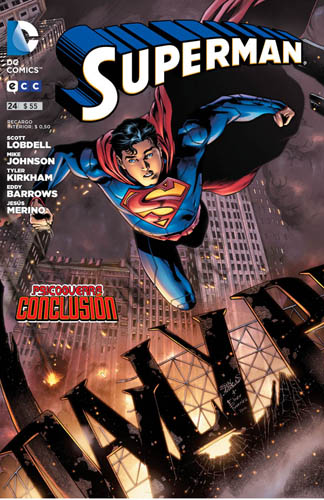 [ECC Sudamerica] DC Comics 2438