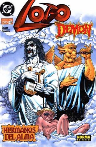 [NORMA] DC Comics 2445
