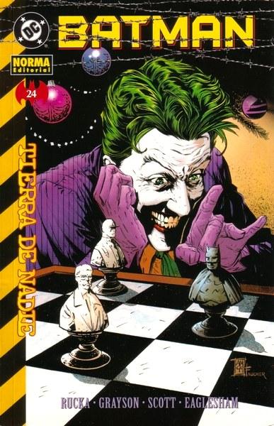 [NORMA] DC Comics 2446