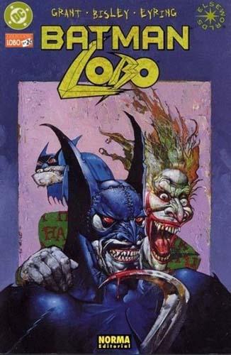 [NORMA] DC Comics 2544