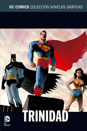 551 - [DC - Salvat] La Colección de Novelas Gráficas de DC Comics  25_tri10