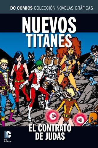 201 - [DC - Salvat] La Colección de Novelas Gráficas de DC Comics  26_nue10