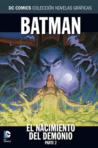 411 - [DC - Salvat] La Colección de Novelas Gráficas de DC Comics  28_dem10