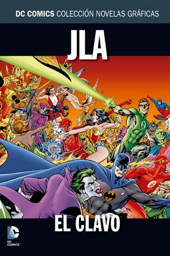 106 - [DC - Salvat] La Colección de Novelas Gráficas de DC Comics  30_jla10