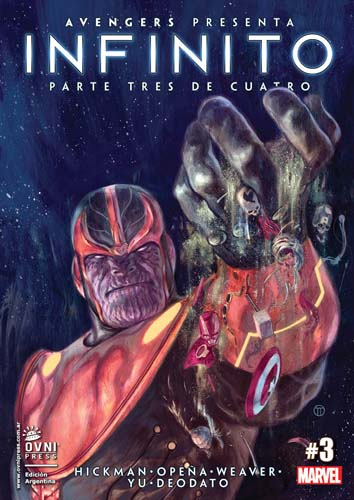 [OVNI Press] Marvel Comics y otras - Página 2 312