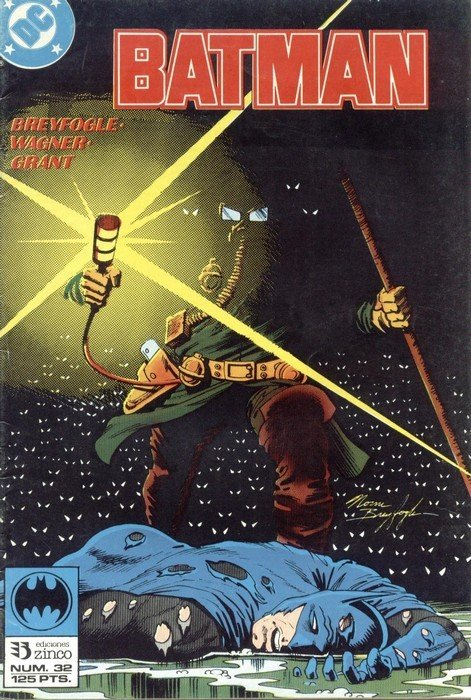[Zinco] DC Comics 3213