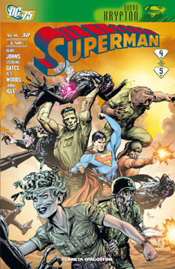 [Planeta DeAgostini] DC Comics - Página 7 3234
