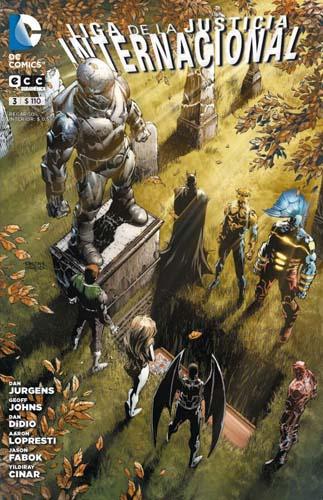 [ECC Sudamerica] DC Comics 324