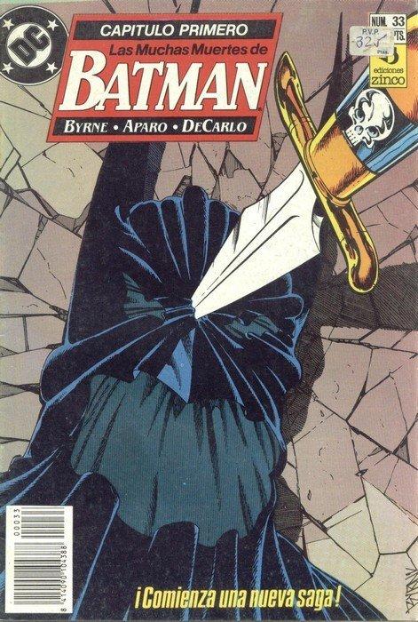 [Zinco] DC Comics 3313