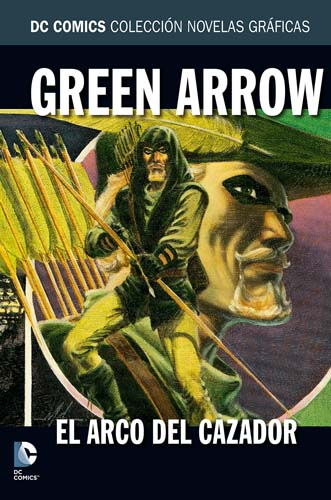 551 - [DC - Salvat] La Colección de Novelas Gráficas de DC Comics  33_arc10