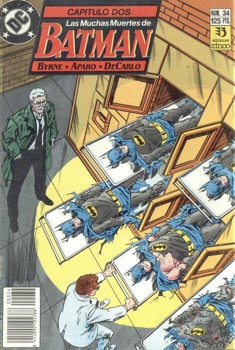 [Zinco] DC Comics 3413